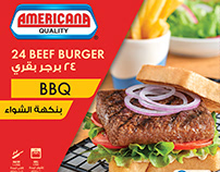 Americana KSA Packaging, Phase 1