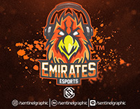 Falcon Mascot Logo , Emirates Sold to Lobotzlogo