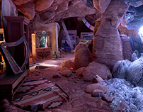 Obduction: Hunrath - Level Art/ Scene Layout/ Lighting