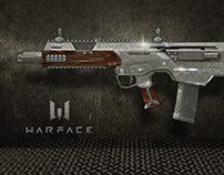 Weapon skins for warface