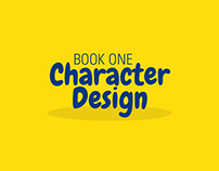 Book 1 Character Design