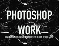 Photoshop Work_Internship at ADS