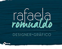 Identidade Visual | Rafaela Romualdo