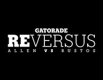Gatorade / ReVersus