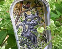 Sardine en boîte