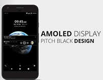UI Design for AMOLED Displays