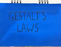 GESTALTS LAWS