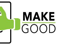 Make Good Logo Redesign