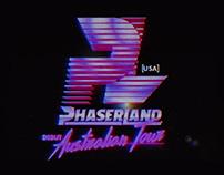 Phaserland Tour Animation