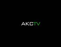 """Логотип для """"AKCTV"""" / http://www.akctv.ru"""