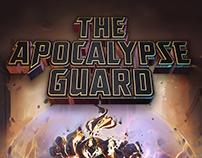 Brandon Sanderson: The Apocalypse Guard
