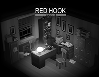 """Red Hook Mysteries"" game concept"