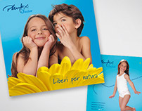 Playtex Junior | Brochure Intimo Junior