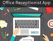 Office Receptionist App