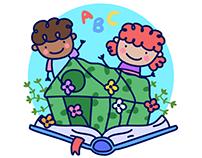 Greenhouse Childcare Center - Brand Identity