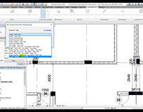 REVIT Auto Column-Grid Dimensioning Tool