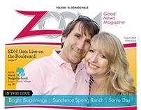 Zoom Magazine Covers