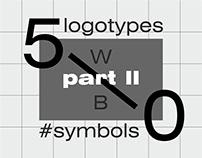 50 Black/White logos part ll