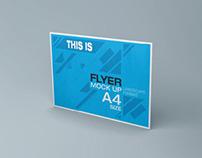 Flyer Mock-up v6