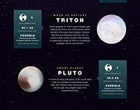 NASA Ocean Worlds Infographic