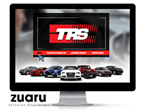 TRS Website (Web Design & Development)