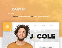 Daily UI - 01