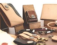VOYEJ Leather Premium: Brand Identity