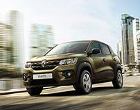 Renault Kwid - CGI