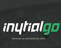 Inytialgo - Brand Identity