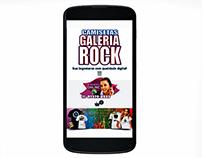Camisetas Galeria do Rock - Web Site Mobile Responsivo
