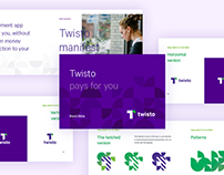 Twisto Brandbook