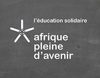 Afrique Pleine d'Avenir - Logo