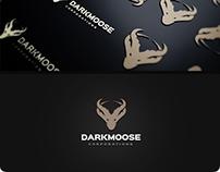 Dark Moose Logo