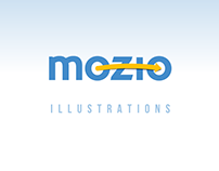 Mozio Design and Illustrations