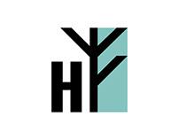 Espacio Hamingja - Diseño de Marca / Logo