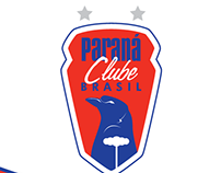Redesign Paraná Clube