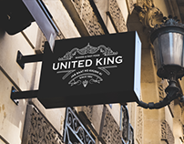 United King | Re-Branding Concept