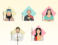 Pakistan Character set