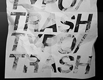 TYPO/TRASH
