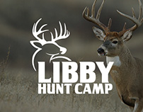 Libby Hunt Camp Logo
