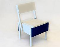Chair Sedia 1 - Product Design