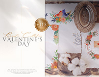 Valentine's Day Romantic Set