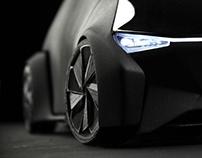 EXIGEN // model car