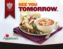 Applebee's - Rich Media Advertisement