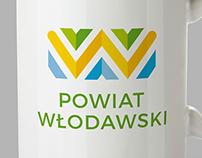 Logo Powiat Włodawski