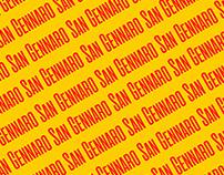 San Gennaro: Pizza Fritta