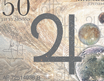 Space-Themed Currency