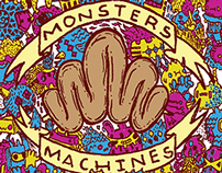 monstersadmachines (Logo+Doodle Art)