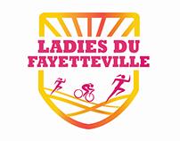 2017 Graphic for the Ladies Du Fayetteville Duathlon