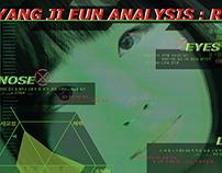 my introduce 2 / yang ji eun analysis